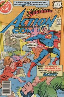 Action Comics Issue 492