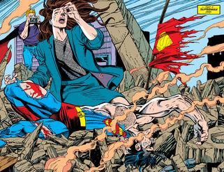 SupermanDeath-Superman75January1993