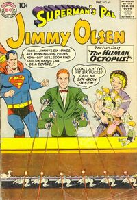 Supermans Pal Jimmy Olsen 041