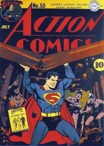 Action Comics Issue 50