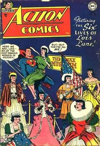 Action Comics Issue 198