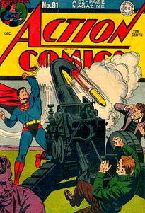Action Comics Issue 91