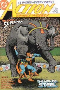 Action Comics Weekly 630