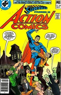 Action Comics Issue 499