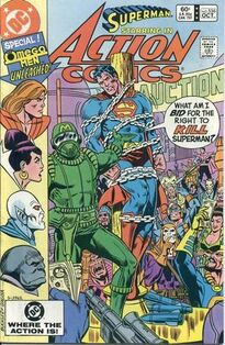 Action Comics Issue 536
