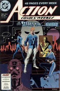 Action Comics Weekly 612