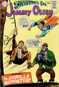Supermans Pal Jimmy Olsen 116