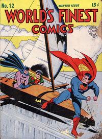 World's Finest Comics 012