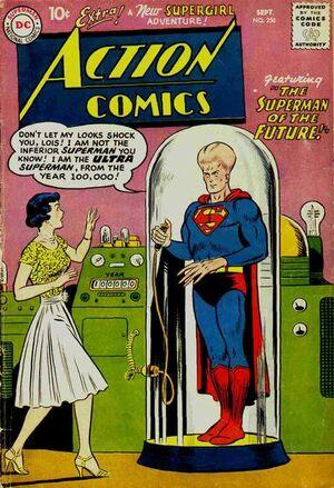 Action Comics 256