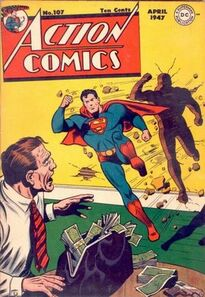 Action Comics Issue 107
