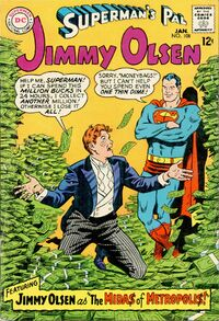 Supermans Pal Jimmy Olsen 108
