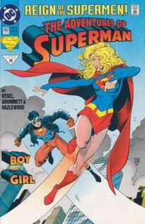 The Adventures of Superman 502