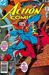 Action Comics Issue 479