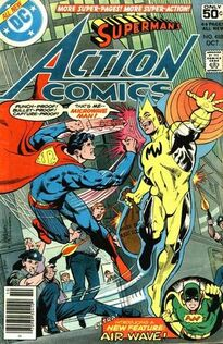 Action Comics Issue 488