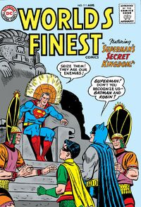 World's Finest Comics 111