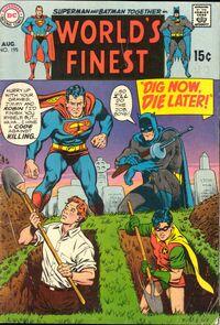 World's Finest Comics 195
