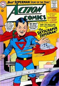 Action Comics Issue 325