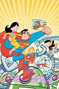 Superman Family Adventures 01