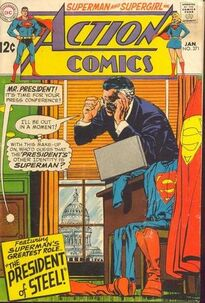 Action Comics Issue 371