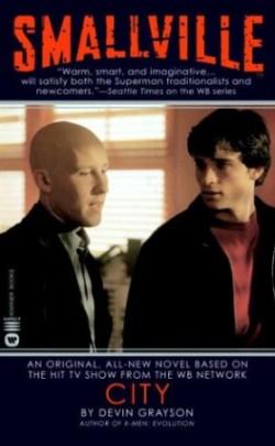 Smallville novel 08 City