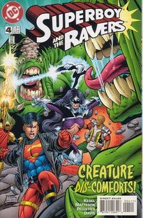 Superboy and the Ravers 4