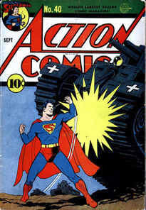 Action Comics Issue 40