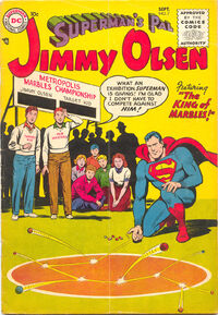 Supermans Pal Jimmy Olsen 007