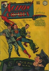Action Comics Issue 124