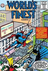 World's Finest Comics 076