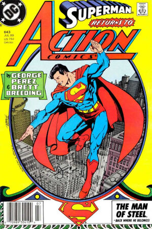 Action Comics 643