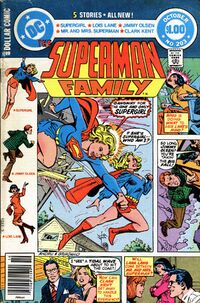 Superman Family 203