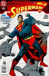 The Adventures of Superman 615