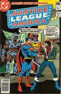 Justice League of America Vol 1 173