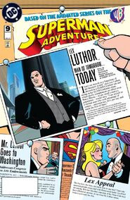 Superman Adventures 09