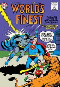 World's Finest Comics 087