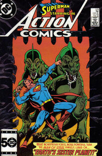 Action Comics Issue 576