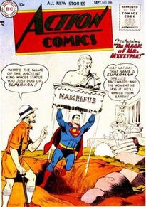 Action Comics Issue 208
