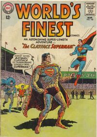 World's Finest Comics 140