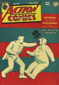 Action Comics Issue 116