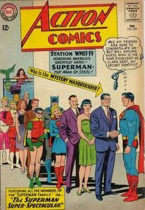 Action Comics Issue 309