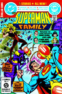 Superman Family 213