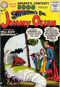 Supermans Pal Jimmy Olsen 014
