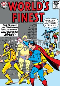 World's Finest Comics 106