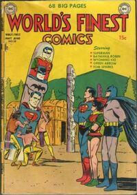 World's Finest Comics 058