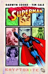 Superman Confidential Kryptonite TPB