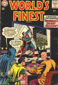World's Finest Comics 137