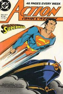 Action Comics Weekly 617