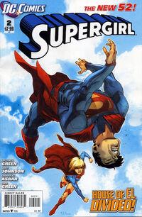 Supergirl 2011 02