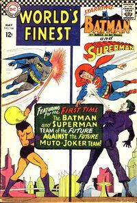 World's Finest Comics 166