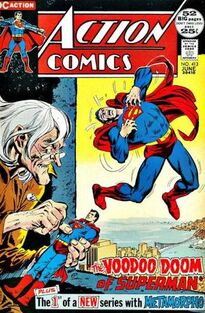 Action Comics Issue 413